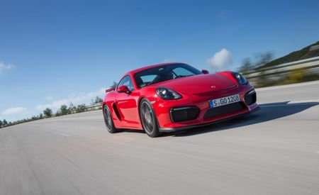 Porsche Cayman GT4 Adding Clubsport Version