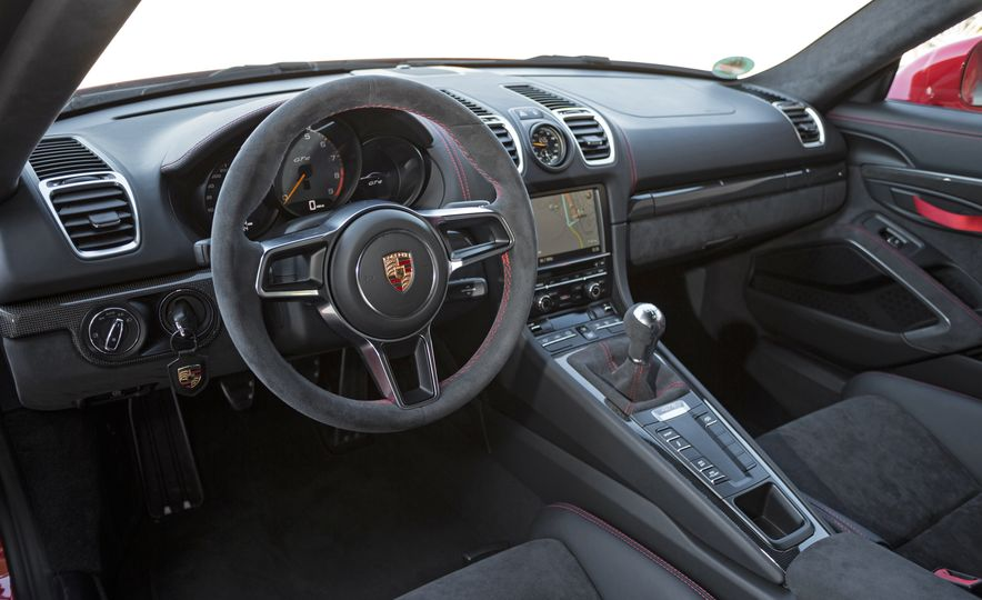 2016 Porsche Boxster Spyder - Slide 14