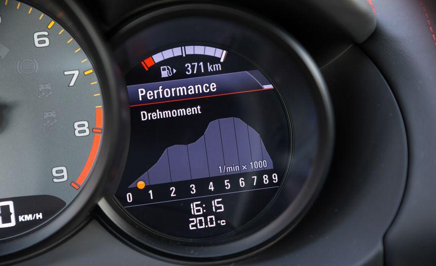 2016 Porsche Cayman GT4 - Slide 29