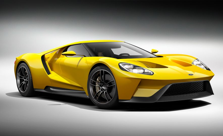 The New Ford GT Will Be Really Really Expensive  News  Car and