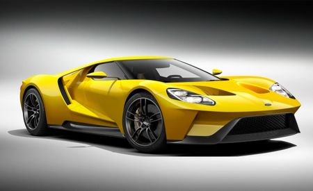 The New Ford GT Will Be Really, Really Expensive—and There Won't Be Very Many of Them