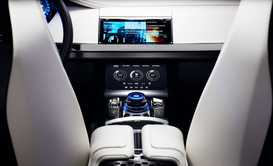2017 Jaguar F-Pace concept - Slide 27