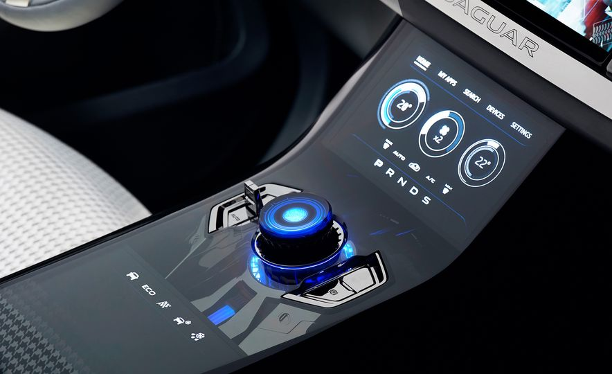2017 Jaguar F-Pace concept - Slide 31
