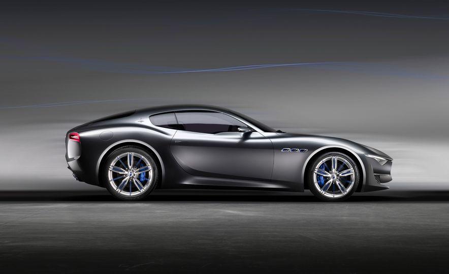 2017 Maserati Alfieri concept - Slide 1