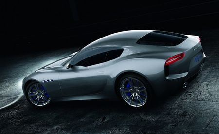Andiamo, Maserati! New Alfieri Sports Car Is Likely Delayed