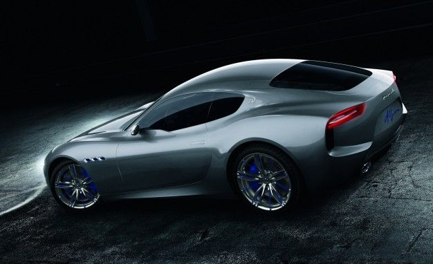 Andiamo, Maserati! New Alfieri Sports Car Is Likely Delayed