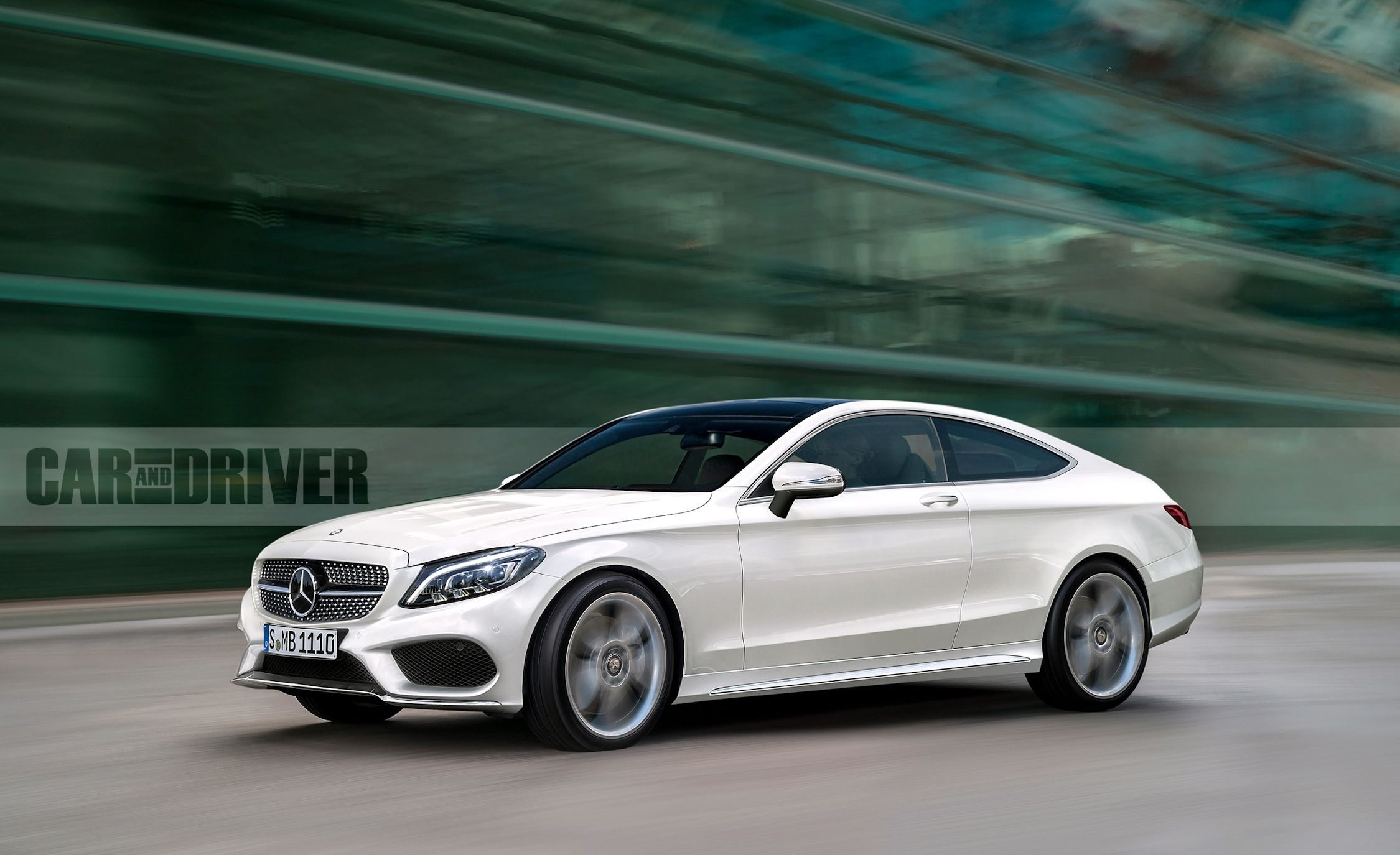 2017 MercedesBenz Cclass Coupe 25 Cars Worth Waiting For
