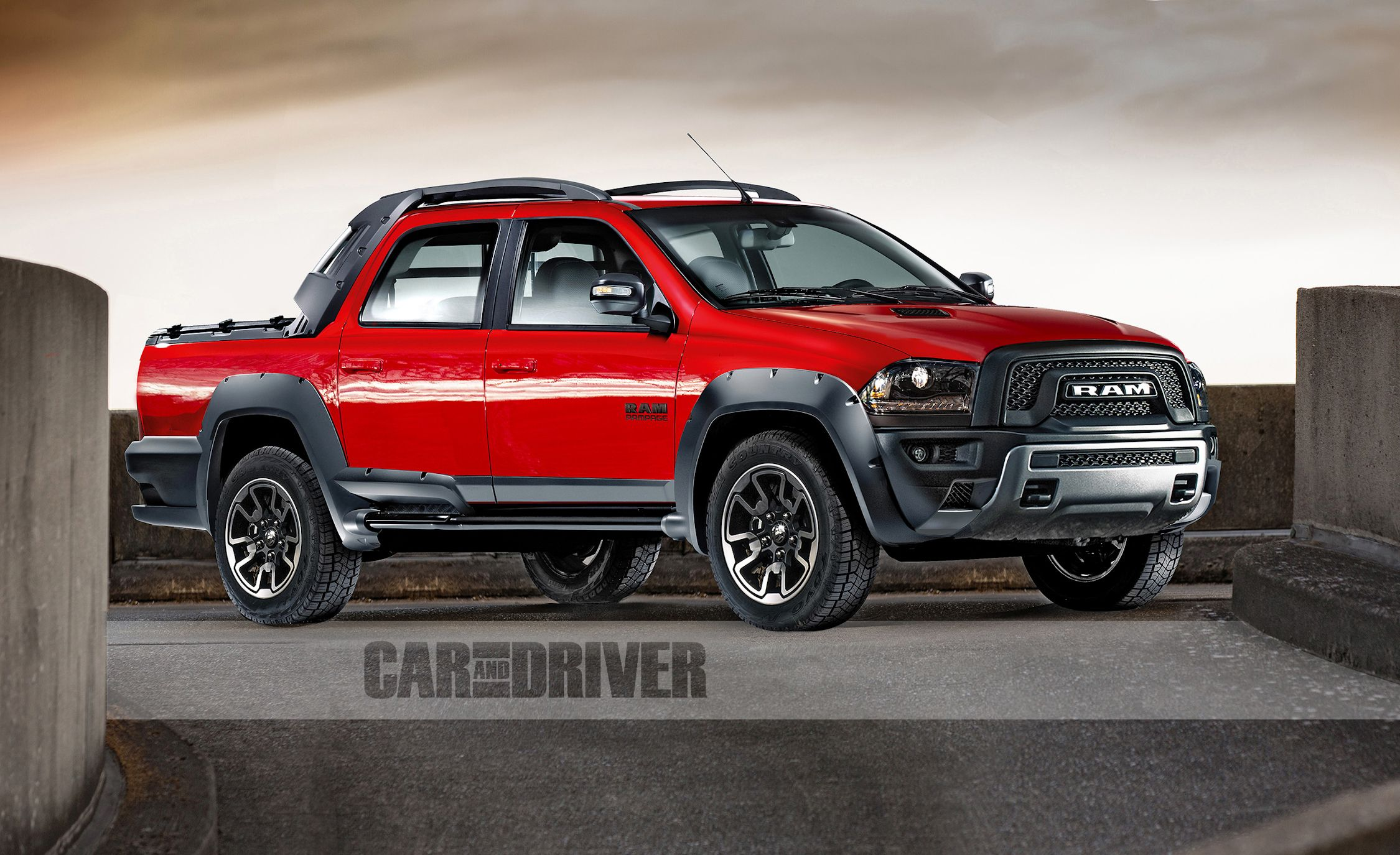 2017 Ram Rampage 25 Cars Worth Waiting For  Feature  Car and Driver