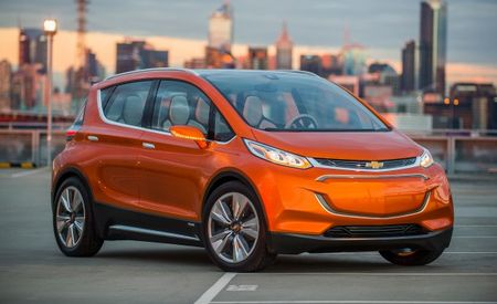 "Chevy's Sticking With the ""Bolt"" Name For Its Affordable EV"