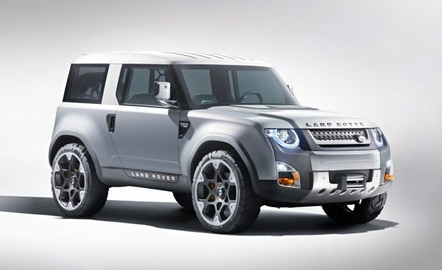 2018 Land Rover Defender May Not Resemble Recent Defender Concept Cars