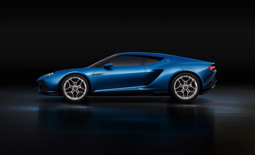 2019 Lamborghini Asterion concept - Slide 3