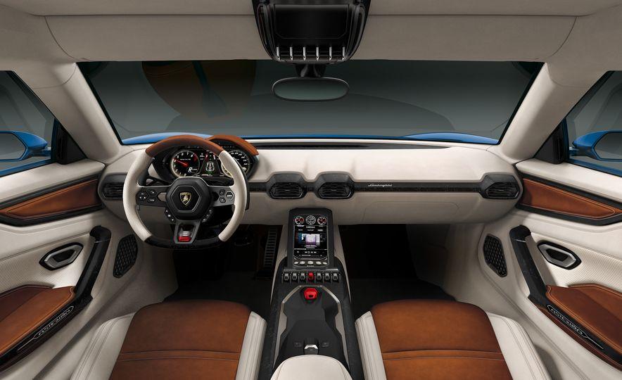 2019 Lamborghini Asterion concept - Slide 5