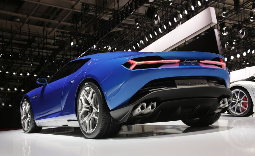 2019 Lamborghini Asterion concept - Slide 7