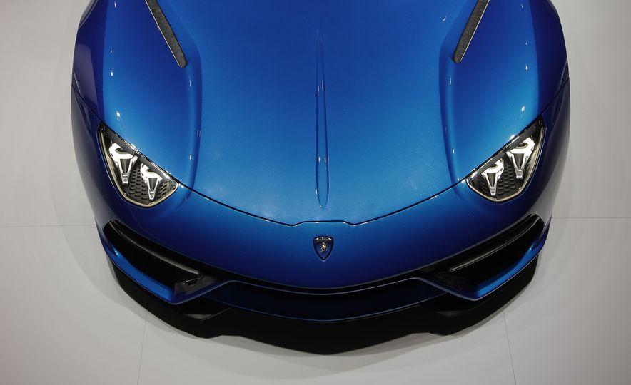 2019 Lamborghini Asterion concept - Slide 9