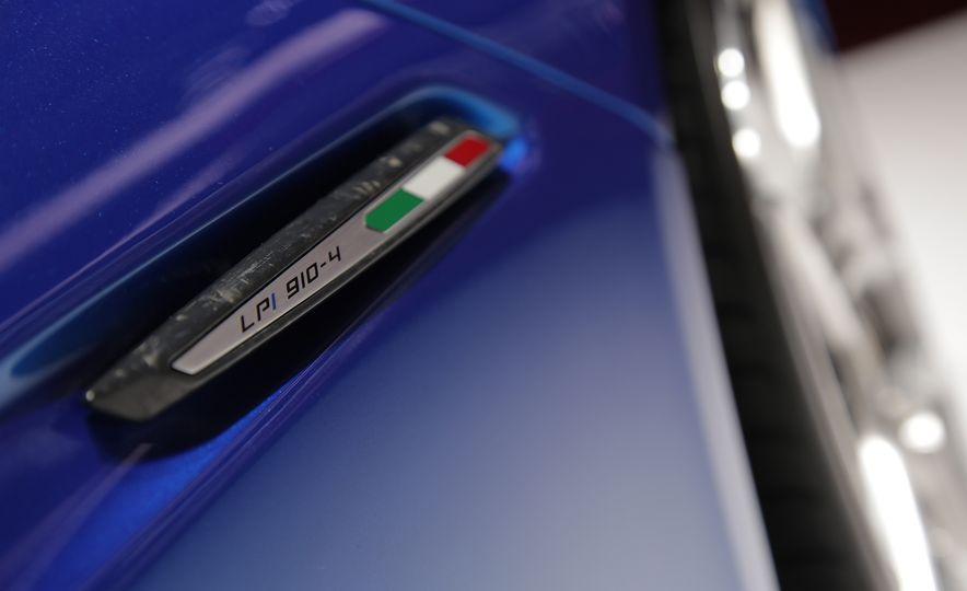 2019 Lamborghini Asterion concept - Slide 14