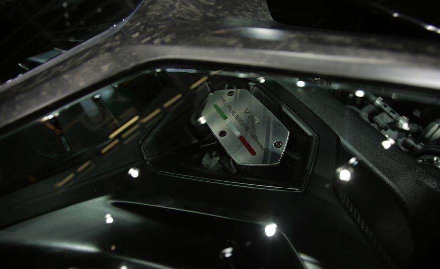 2019 Lamborghini Asterion concept - Slide 18