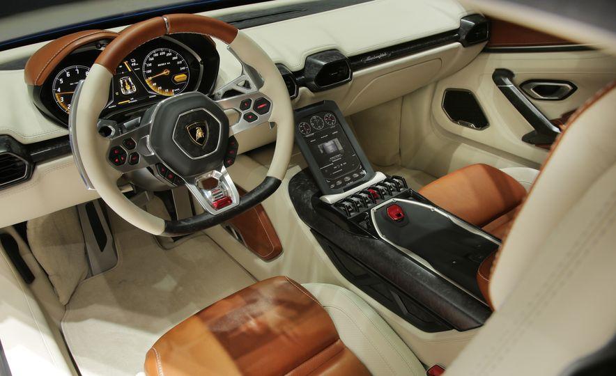 2019 Lamborghini Asterion concept - Slide 20