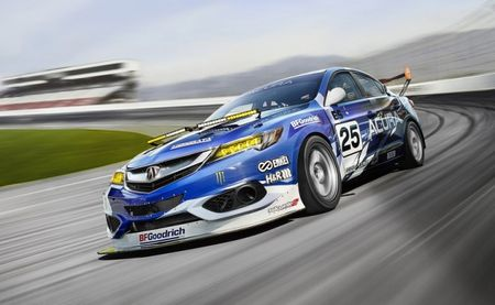 2016 Acura ILX Racer to Tackle the 25 Hours of Thunder Hill