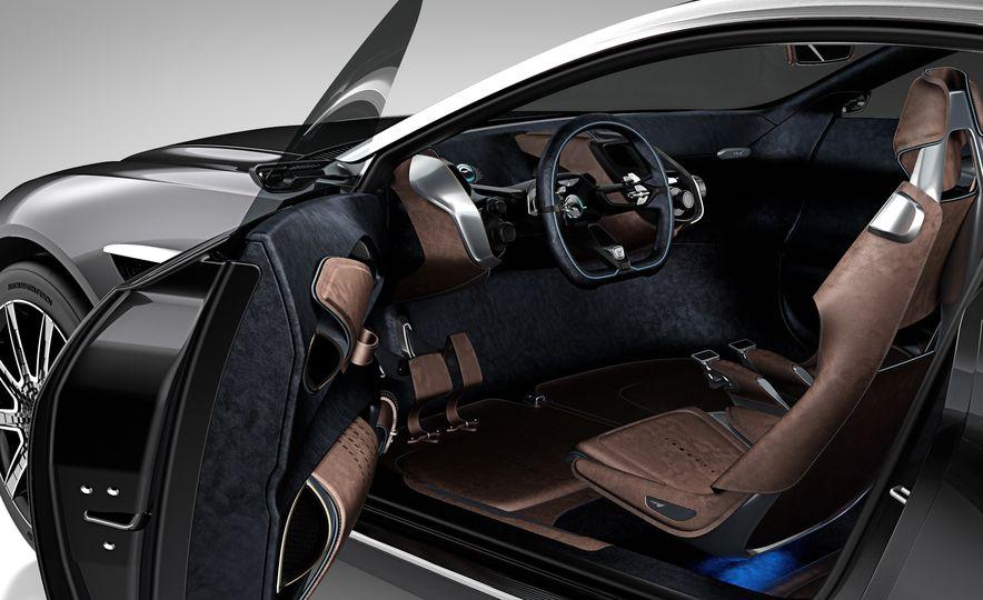Aston Martin DBX concept - Slide 19
