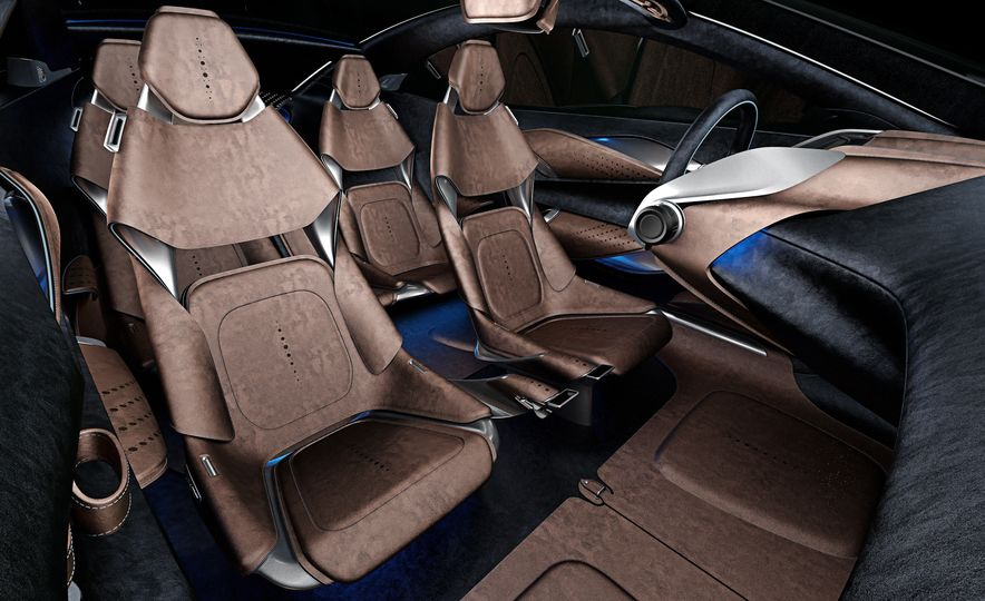 Aston Martin DBX concept - Slide 21
