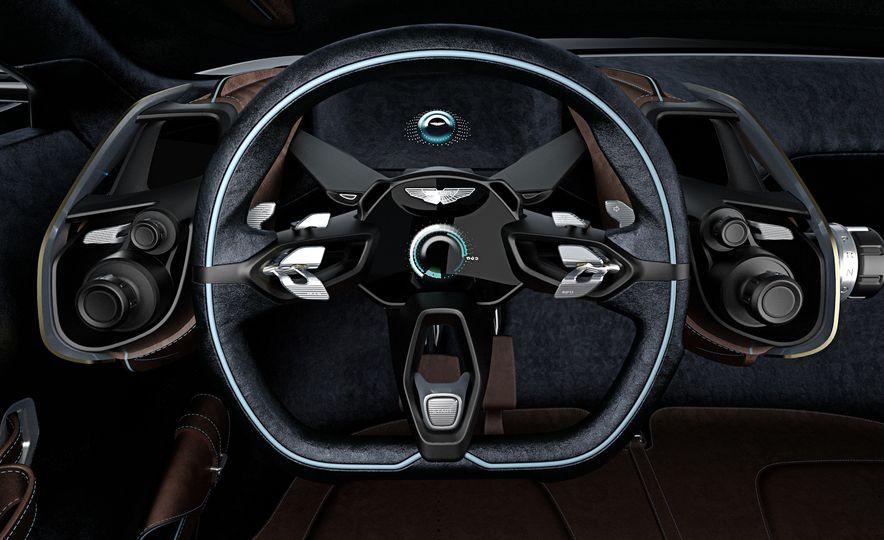 Aston Martin DBX concept - Slide 22