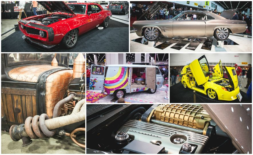 2015 Autorama: A Mega Gallery of Detroit's Iconic Hot Rod Show - Slide 1