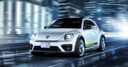 Volkswagen R-Line Concept: The Sportiest Beetle of the Bunch