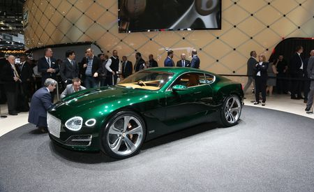 Bentley EXP 10 Speed 6 Concept: Too Gorgeous to Not Be Built – Official Photos and Info