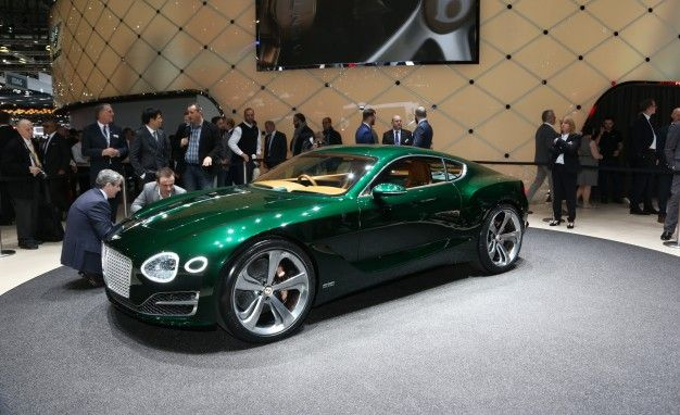 Bentley Producing Gorgeous Speed 6 Concept Would Be Easy News