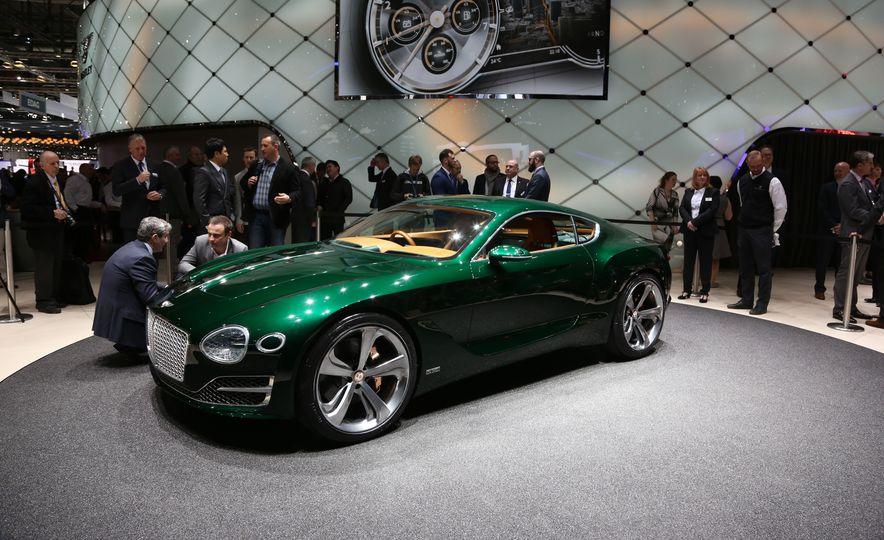 Bentley EXP 10 Speed 6 concept - Slide 2