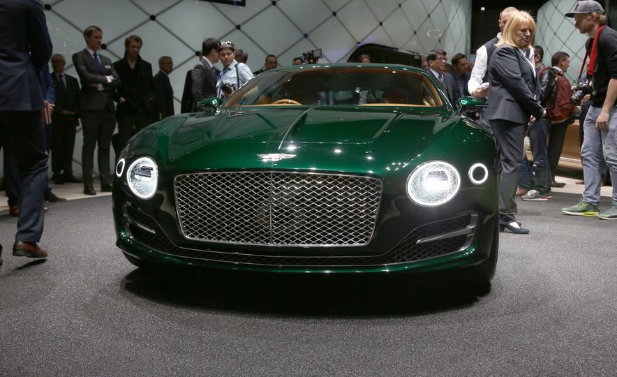 Bentley EXP 10 Speed 6 concept - Slide 3