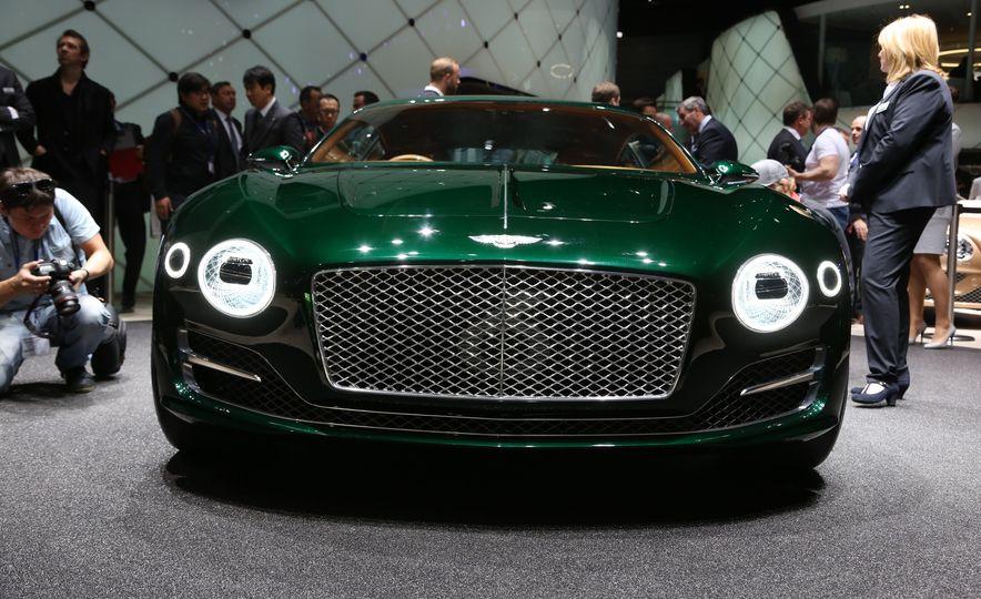 Bentley EXP 10 Speed 6 concept - Slide 5