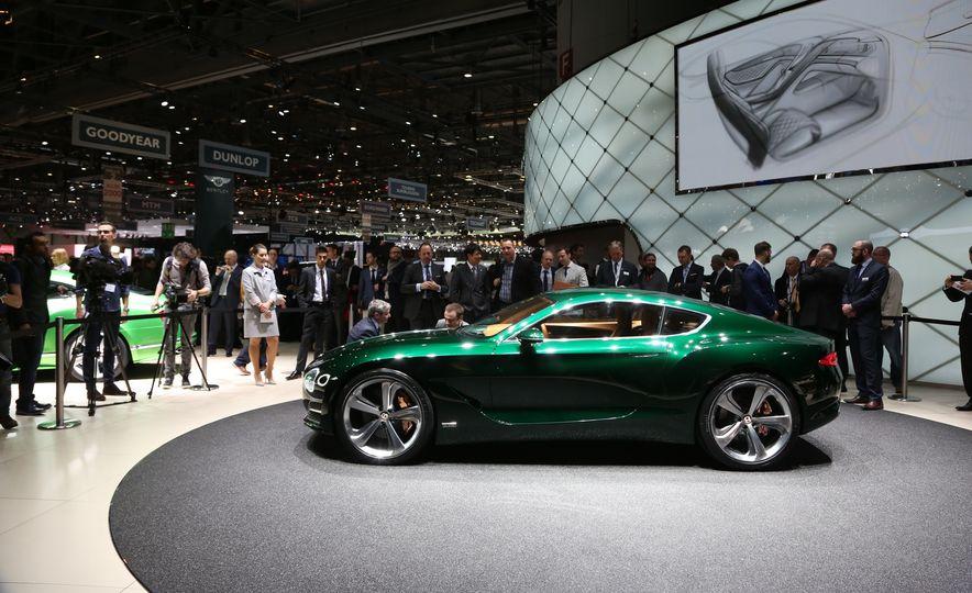 Bentley EXP 10 Speed 6 concept - Slide 6