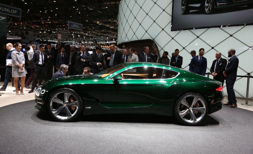 Bentley EXP 10 Speed 6 concept - Slide 7