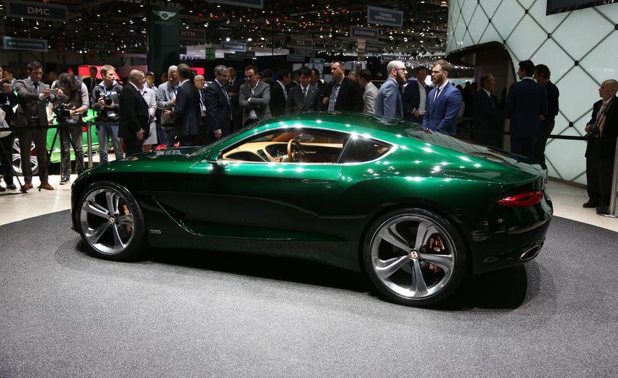 Bentley EXP 10 Speed 6 concept - Slide 8
