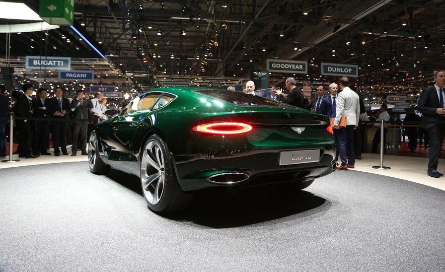 Bentley EXP 10 Speed 6 concept - Slide 10