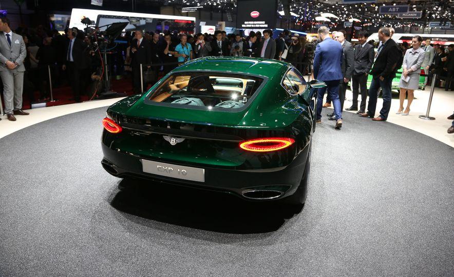 Bentley EXP 10 Speed 6 concept - Slide 11