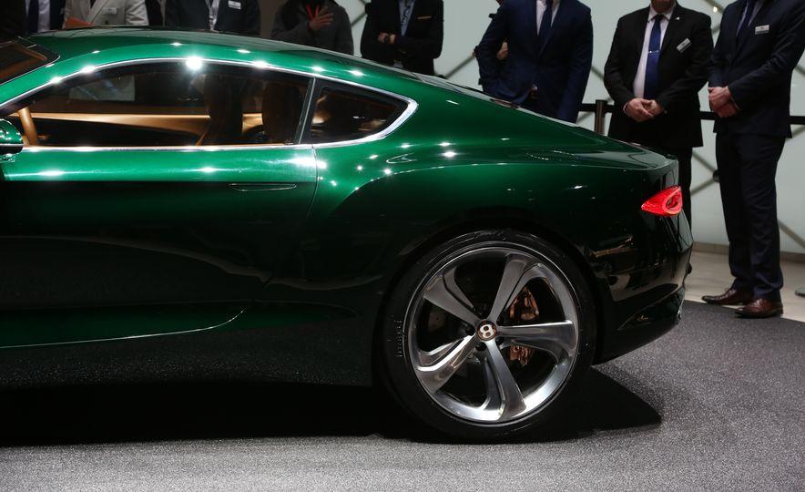 Bentley EXP 10 Speed 6 concept - Slide 16