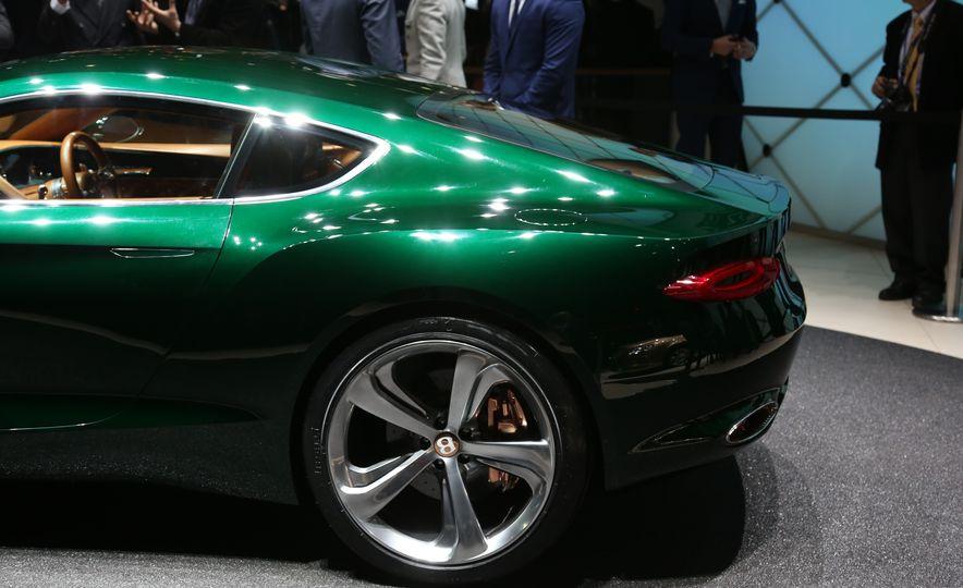 Bentley EXP 10 Speed 6 concept - Slide 17