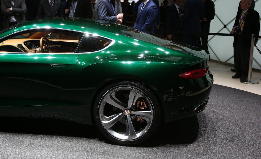 Bentley EXP 10 Speed 6 concept - Slide 18