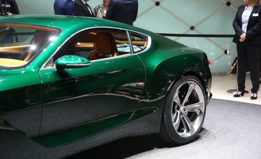 Bentley EXP 10 Speed 6 concept - Slide 19