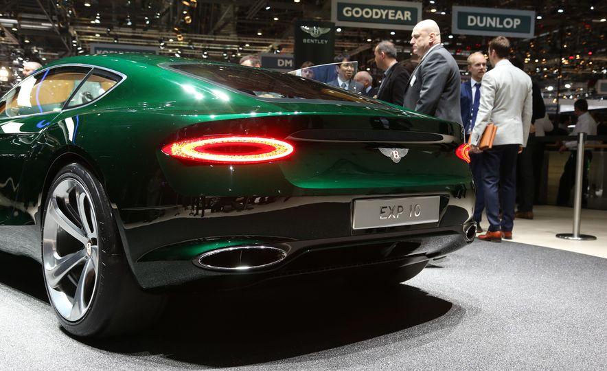 Bentley EXP 10 Speed 6 concept - Slide 22