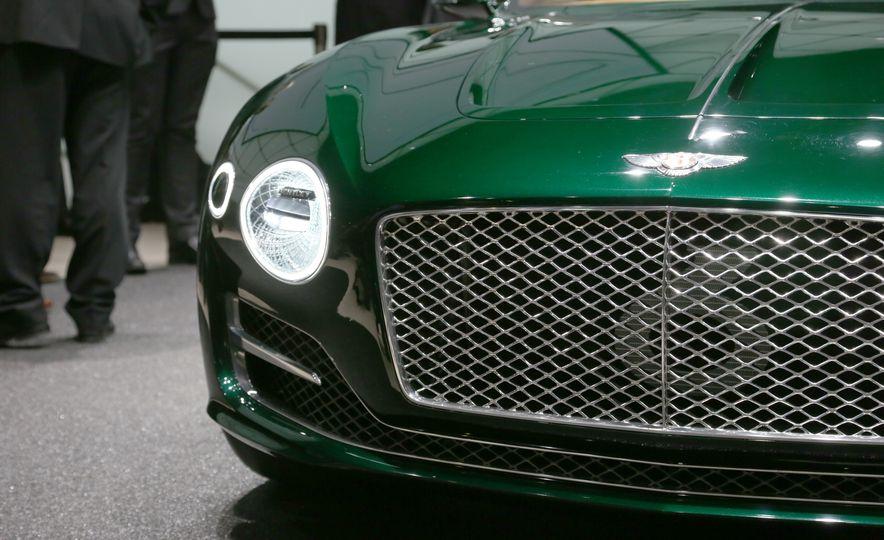 Bentley EXP 10 Speed 6 concept - Slide 23