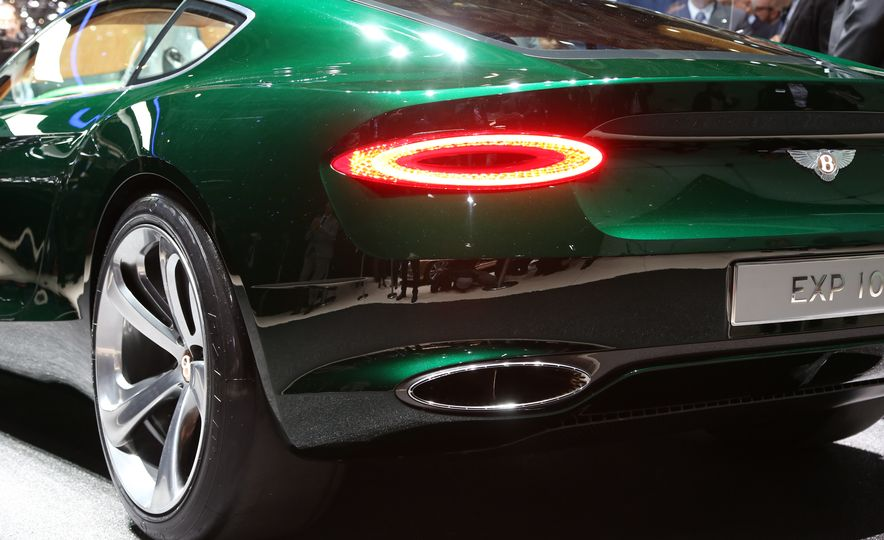 Bentley EXP 10 Speed 6 concept - Slide 27