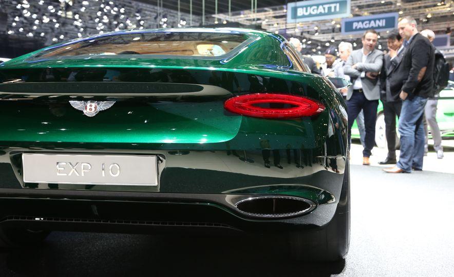 Bentley EXP 10 Speed 6 concept - Slide 28