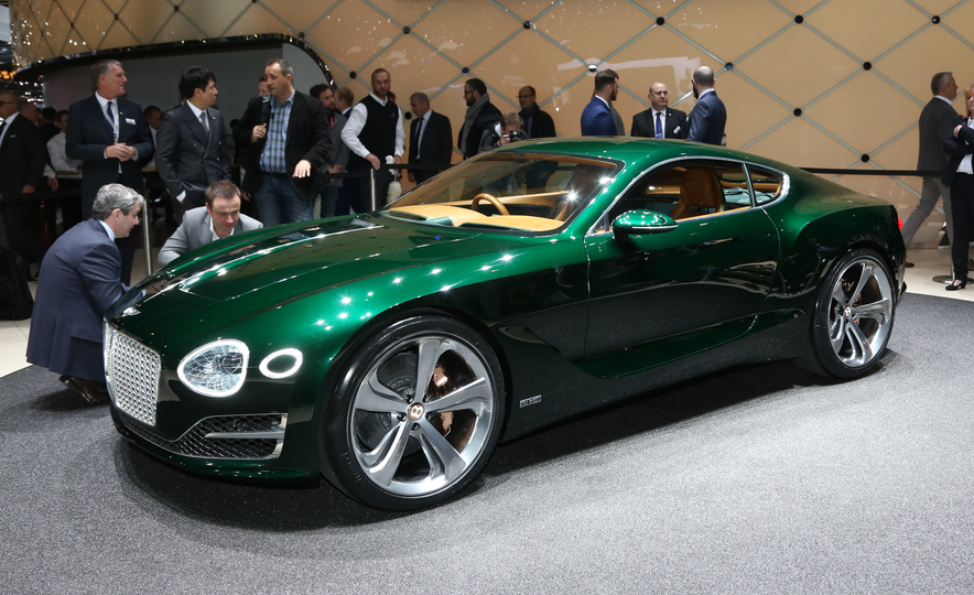 Everything You Need to See from Day One of the 2015 Geneva Auto Show - Slide 2