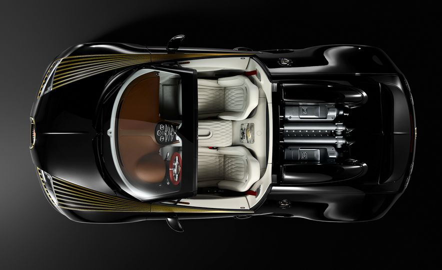 2015 Bugatti Veyron 16.4 Grand Sport Vitesse La Finale - Slide 23