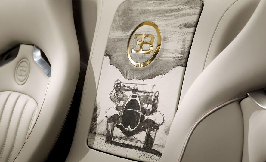 2015 Bugatti Veyron 16.4 Grand Sport Vitesse La Finale - Slide 32