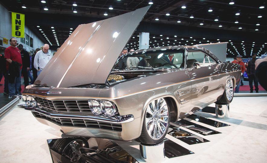 Chip Foose 1965 Chevrolet Impala Impostor - Slide 1