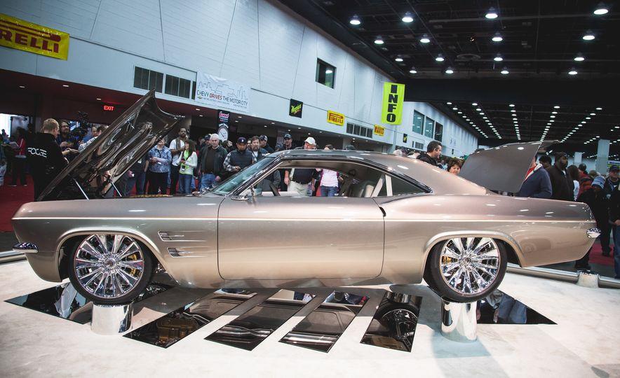 Chip Foose 1965 Chevrolet Impala Impostor - Slide 3
